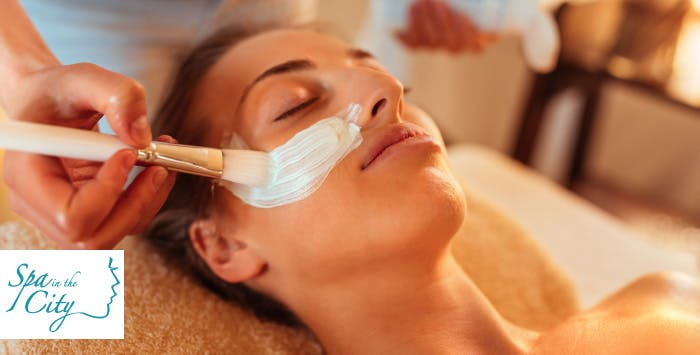 Luxury Top to Toe Pamper Package with 3 Treatments & Lunch for 1 or 2; from £79