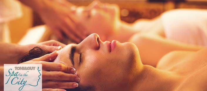 £39 for a Couples Massage Experience