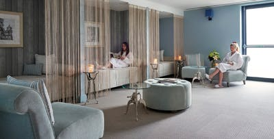 Spa Day for 1 or 2 with Three Treatments + Fizz, from £59