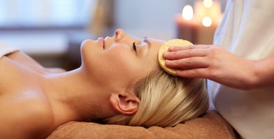 £25 for a Dermalogica Tailored Facial + Aromatherapy Massage