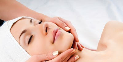 AlumierMD Bespoke Facial + Optional Back, Neck & Shoulder Massage, from £25