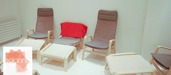 £15 for a Salt Therapy Session