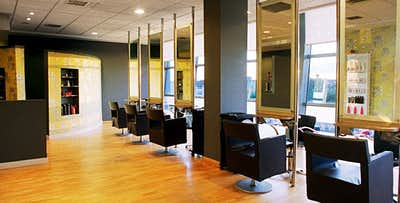 Bouncy Blow Dry + Luxury Hair Treatment with option to include Cut & Colour at David Lloyd & Kelvinbridge, from £10